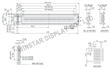 Display Winstar WH4002A-TMI-ST LCD Caracteres 40x2