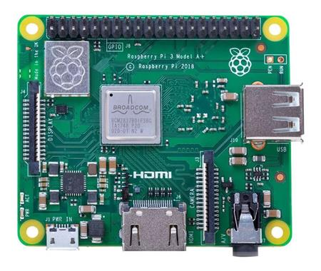 Element14 Original Raspberry Pi 3 A+ Plus 512 Wifi Bluetooth