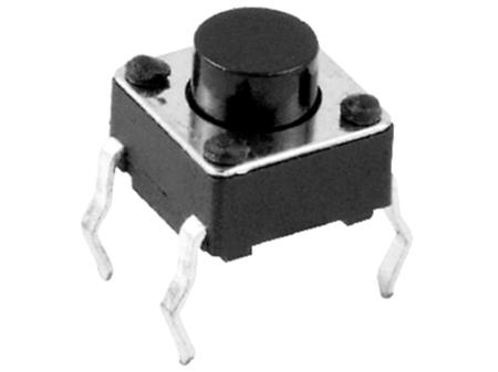 Tact Switch Through-Hole EHTS-63R-H