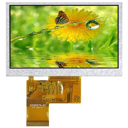 Display Winstar WF43GTIFEDAT0 TFT 4,3""