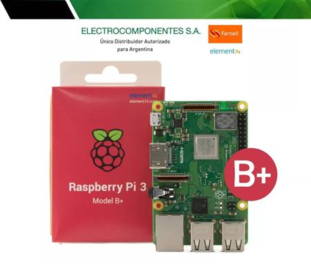 Raspberry Pi 3 B+ Plus Original