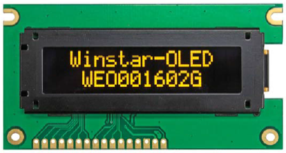Nota de Ingeniería:  Nuevos OLED Chip On Glass de Winstar